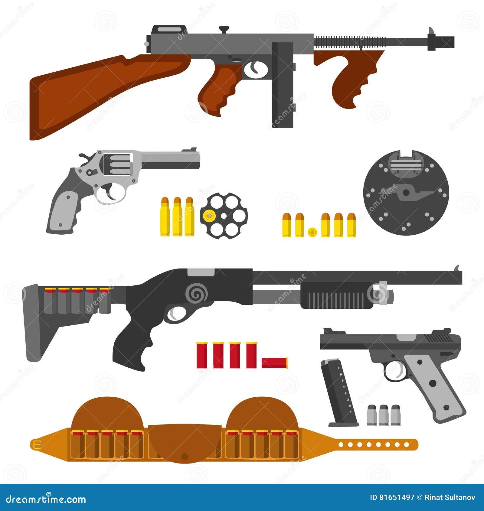 machine gun shell