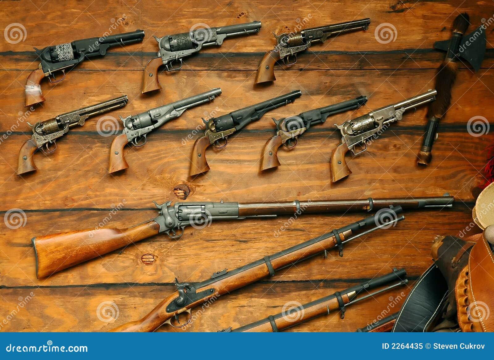 Guns gammalt