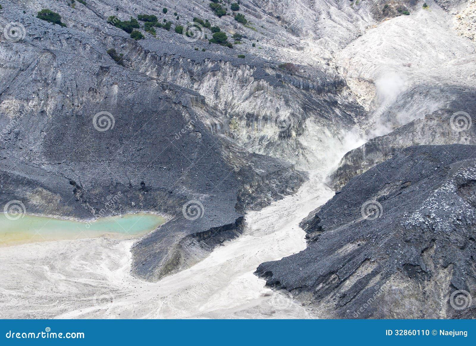 Gunung Bartur vulkan