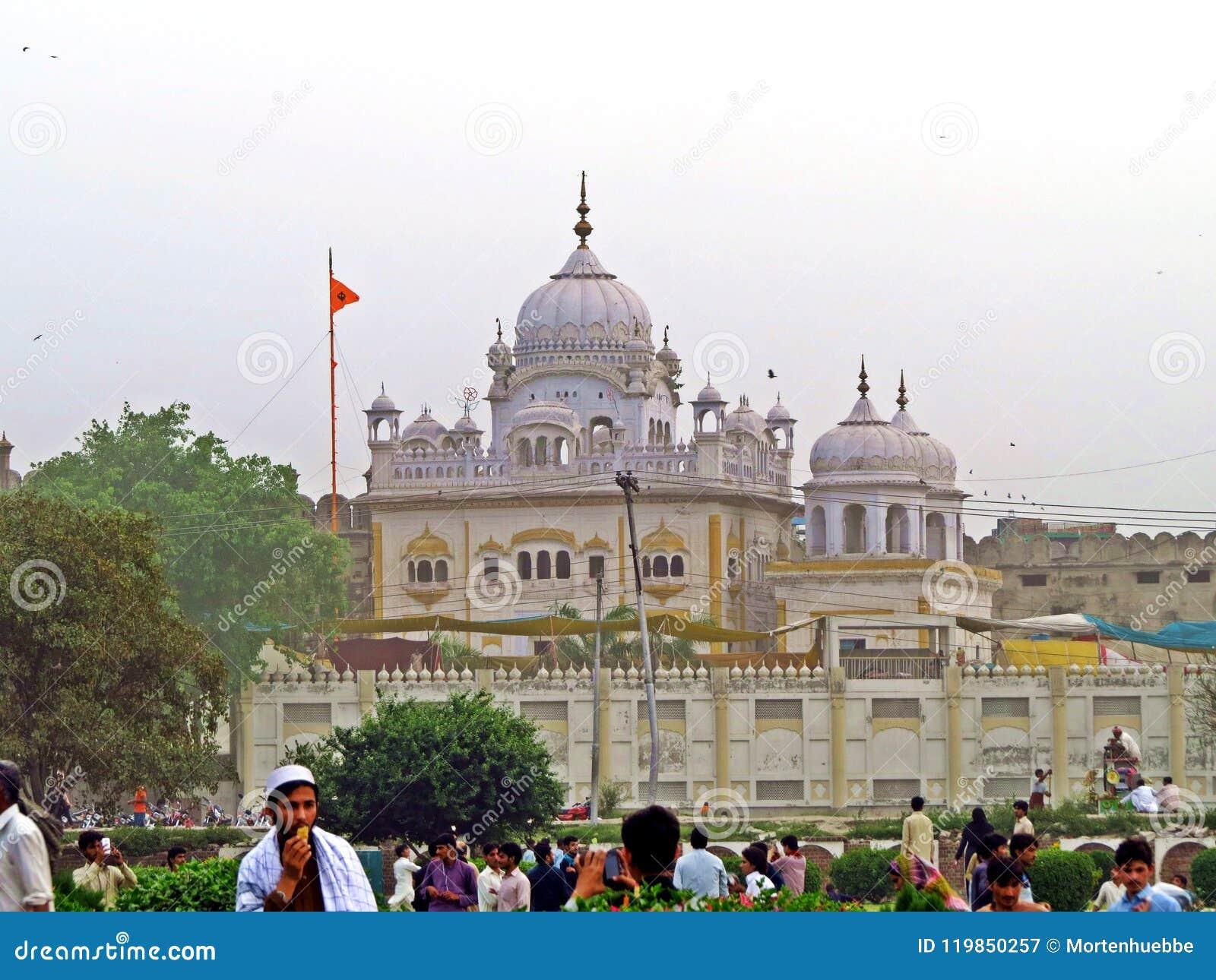 Gurudwara Dera Sahib, Lahore, Paquistão