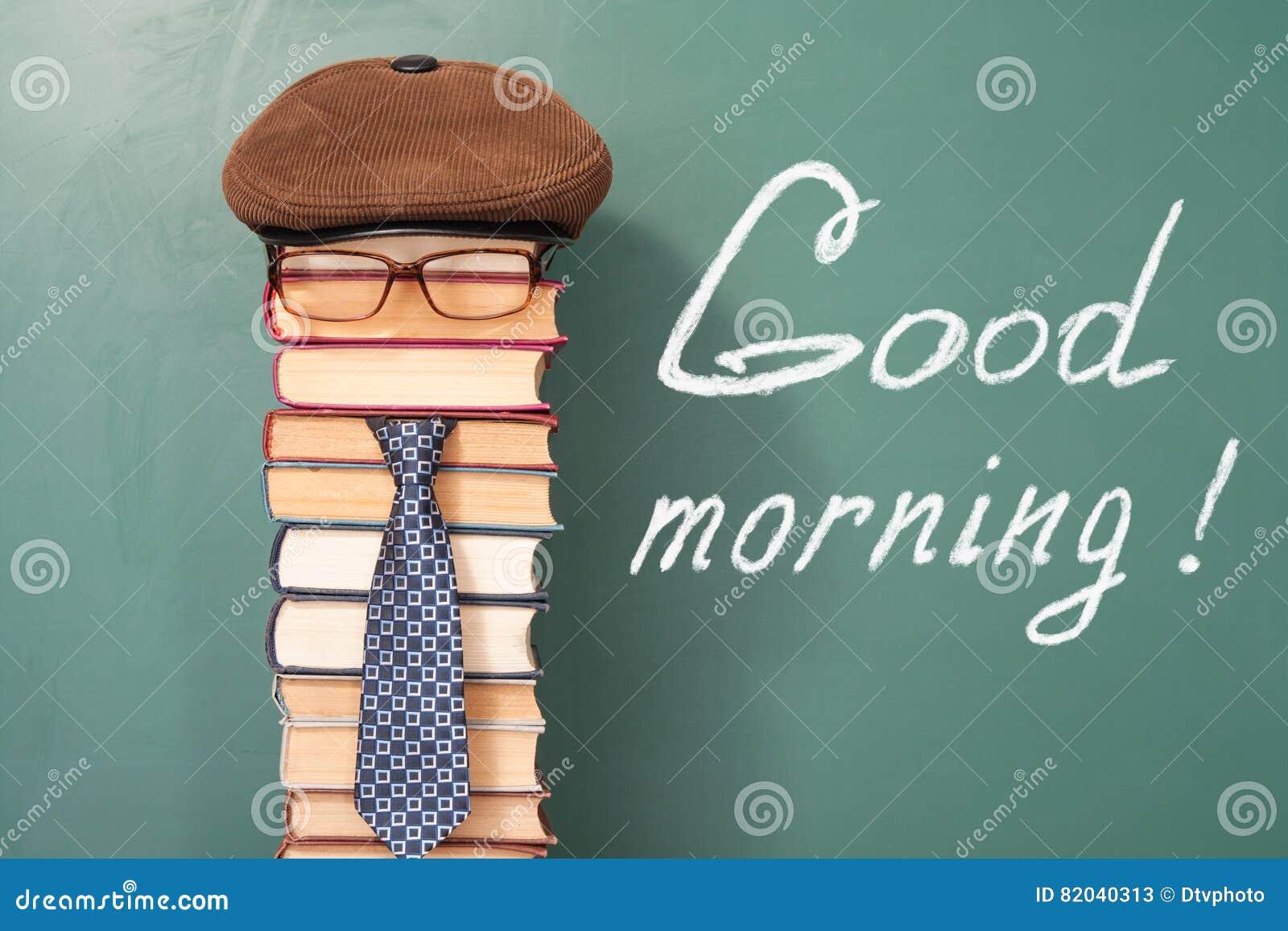 Guten Morgen!