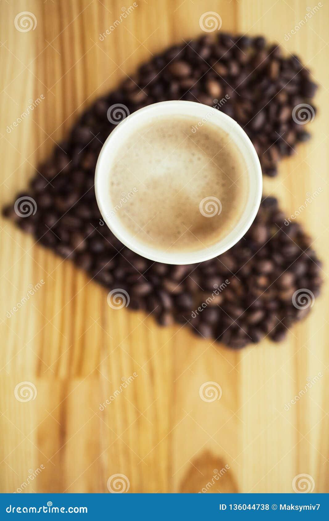 Guten Morgen Kaffee Und Mehr Kaffee Zum Mitnehmen Und Bohnen
