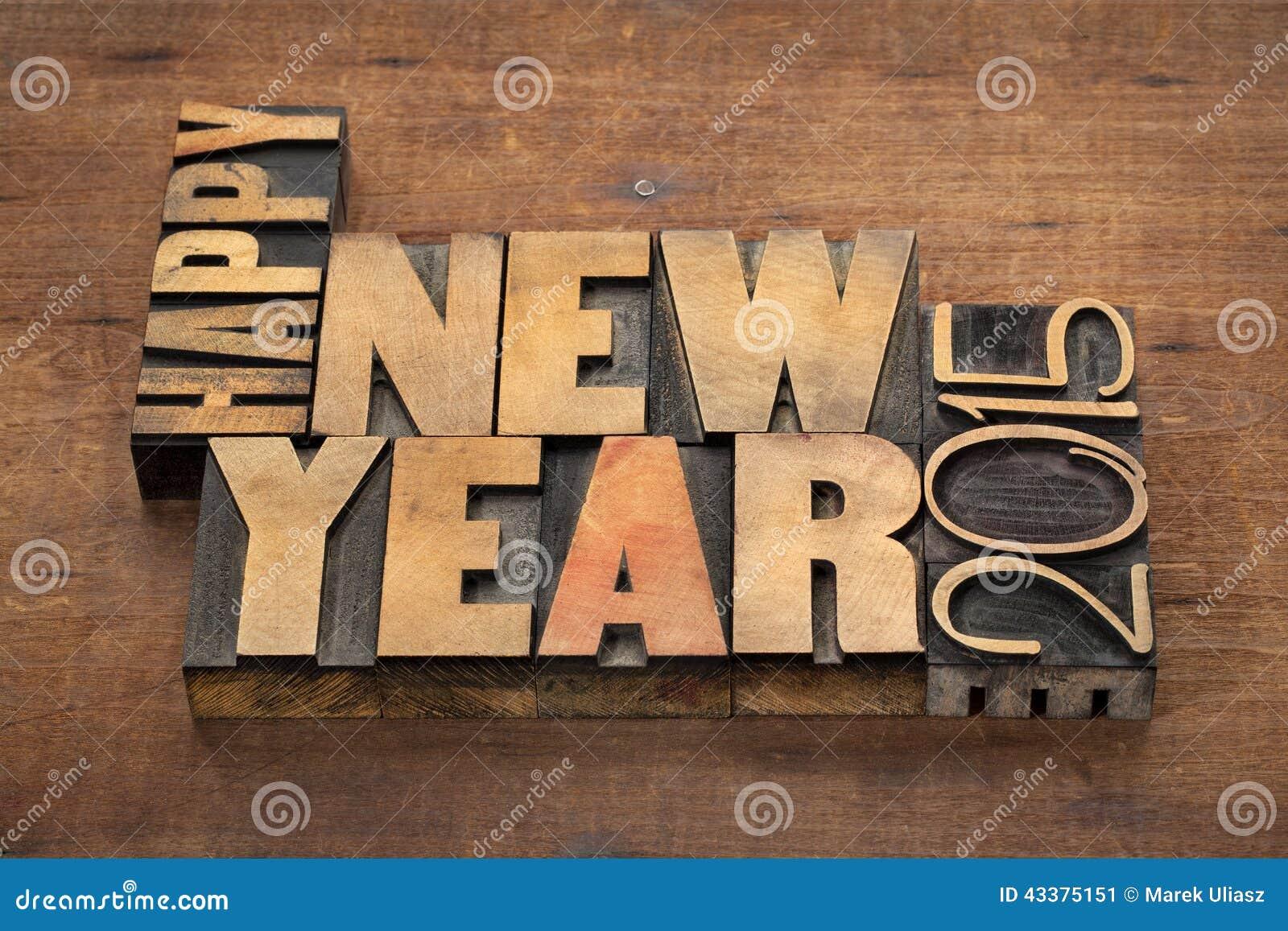 Guten Rutsch Ins Neue Jahr 2015 Stockbild - Bild von glücklich ...