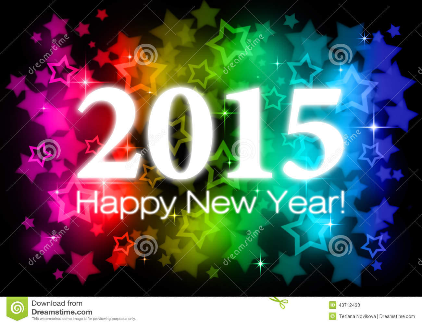 2015 guten Rutsch ins Neue Jahr