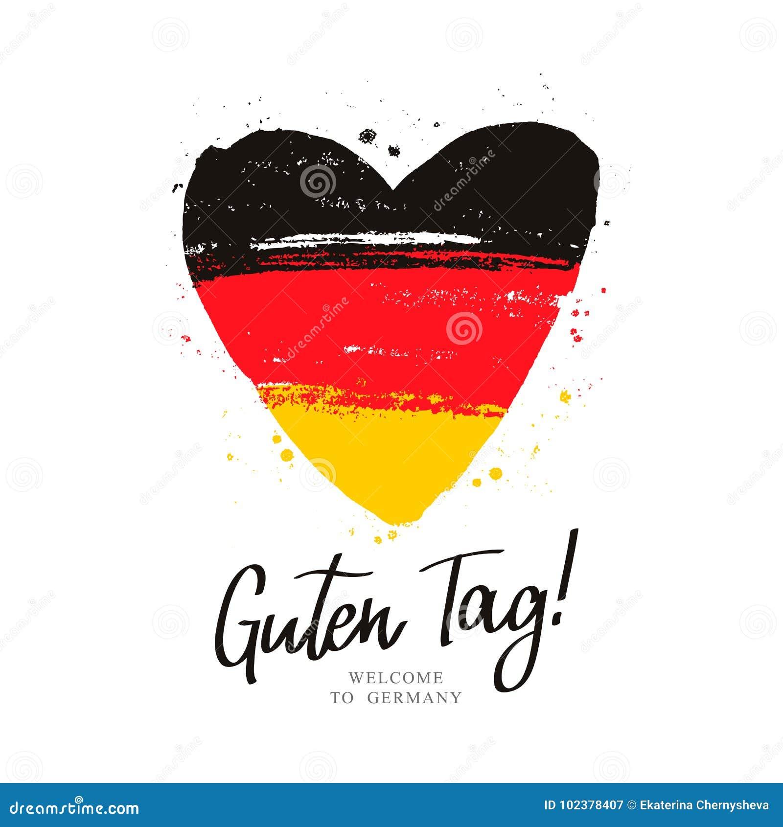 Hi In German