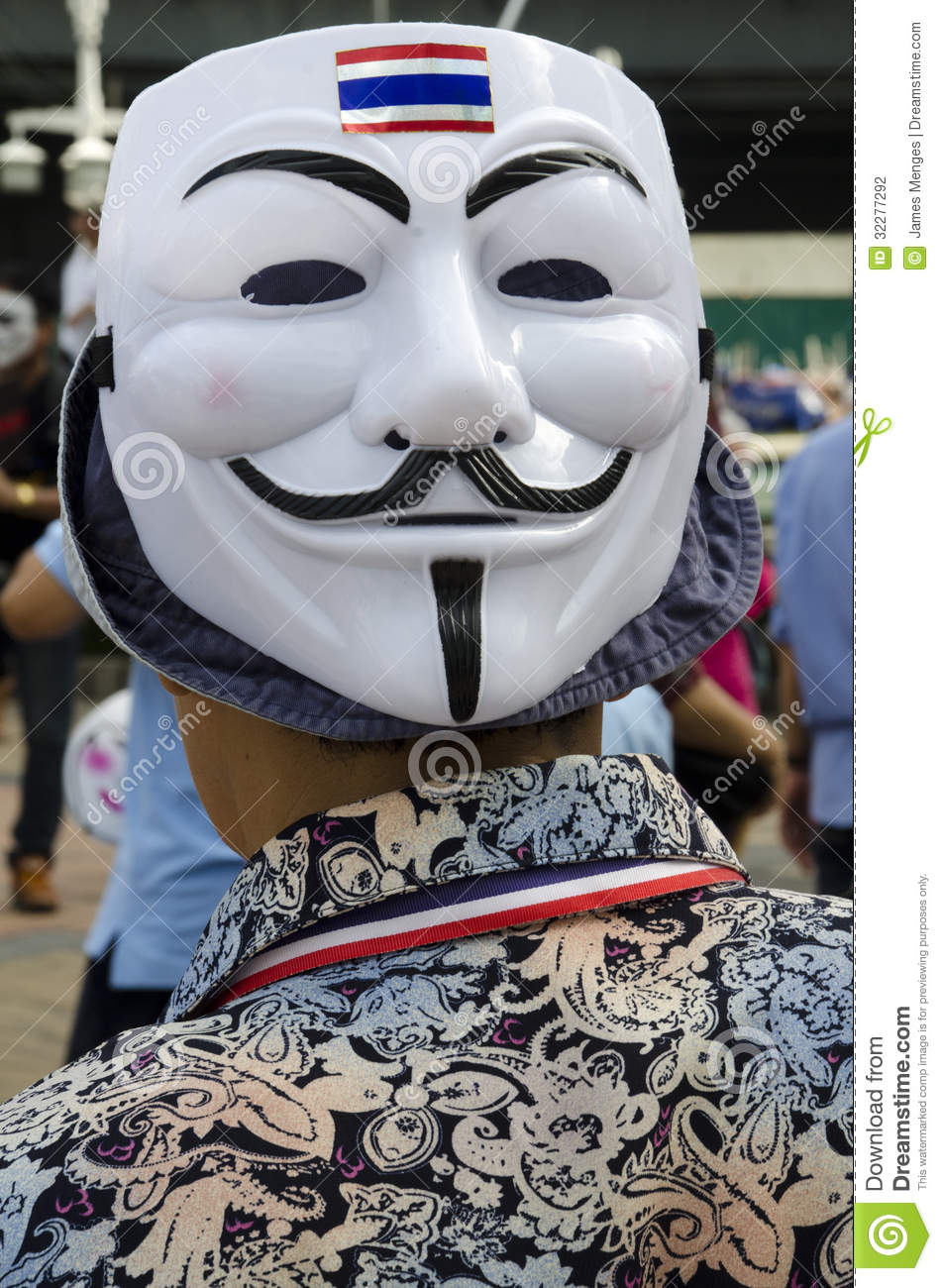 thaise maskers