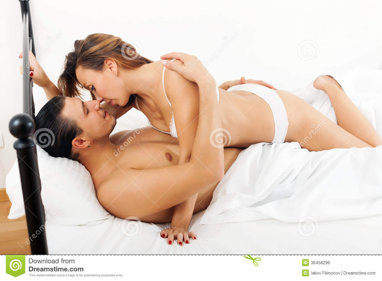 Guy And Girl Having Sex Royalty Free Stock Image - Image -4692