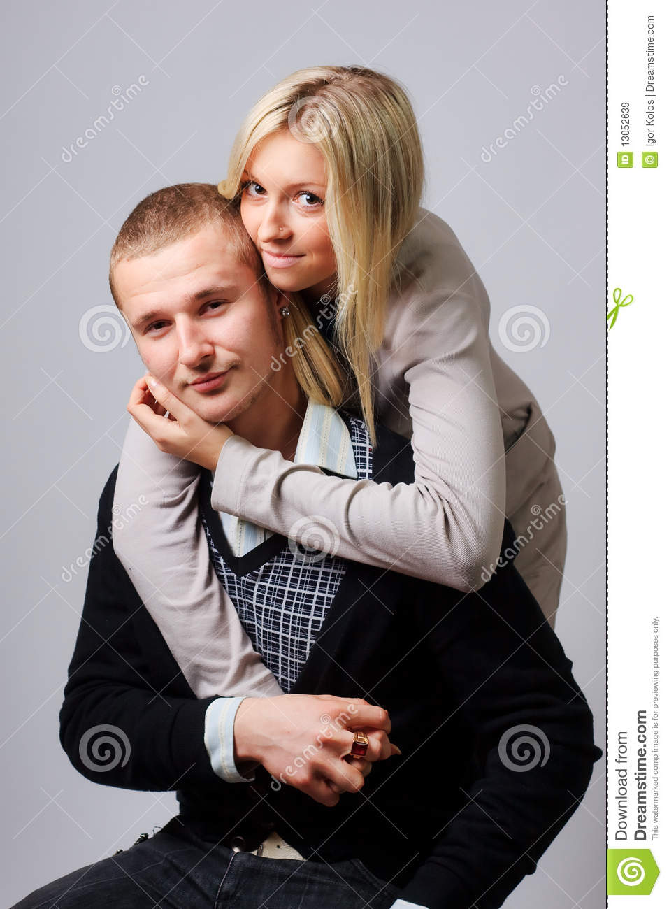 Girl Guy Makeup Youtube: Guy And Girl Hugging Royalty Free Stock Images