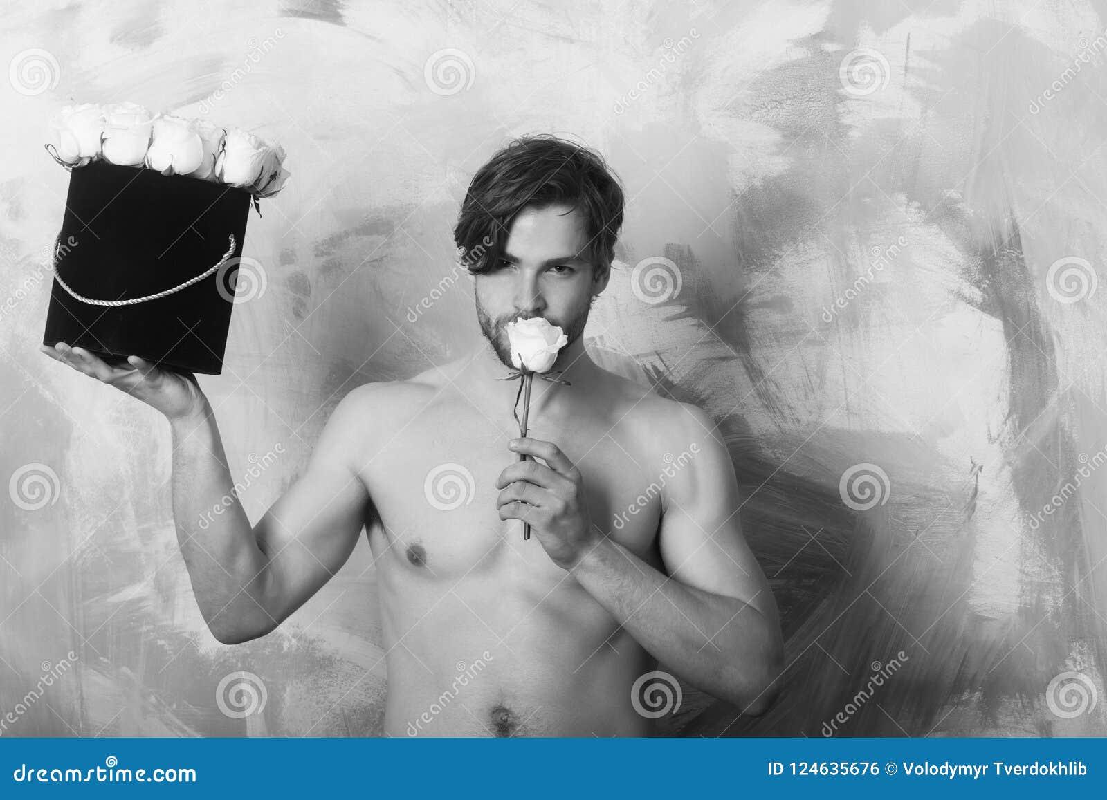 Celeb Naked White Roses HD
