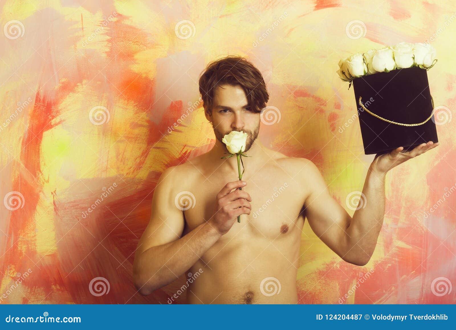 Corkscrew naked man