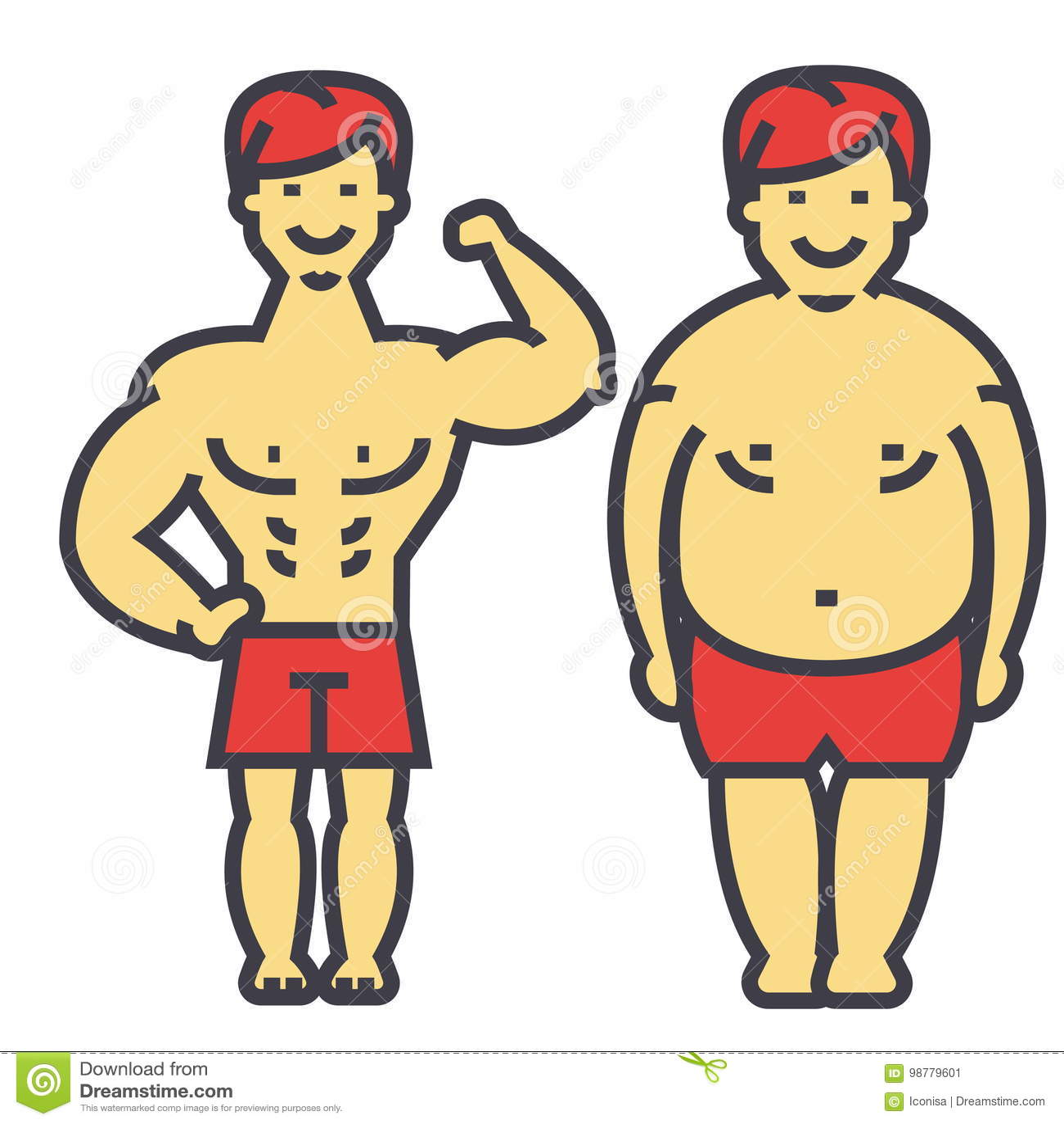 slimming boy)