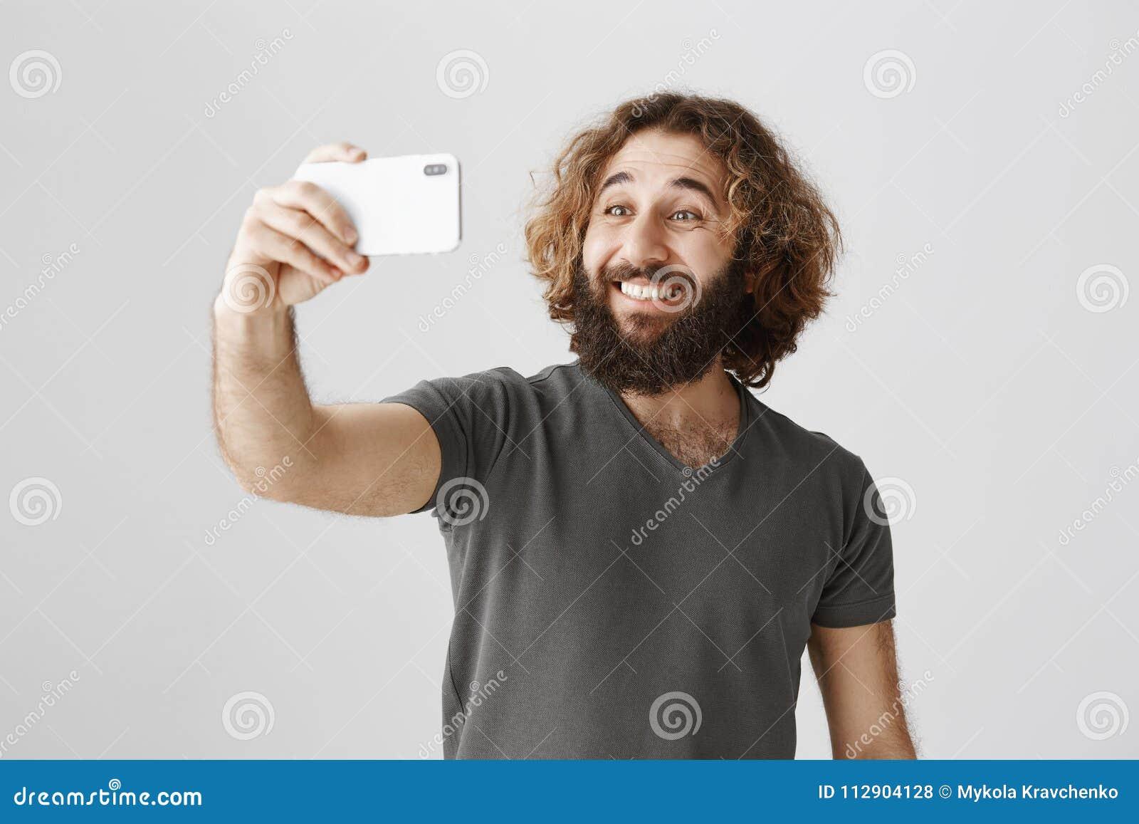 Selfie guy good looking How to