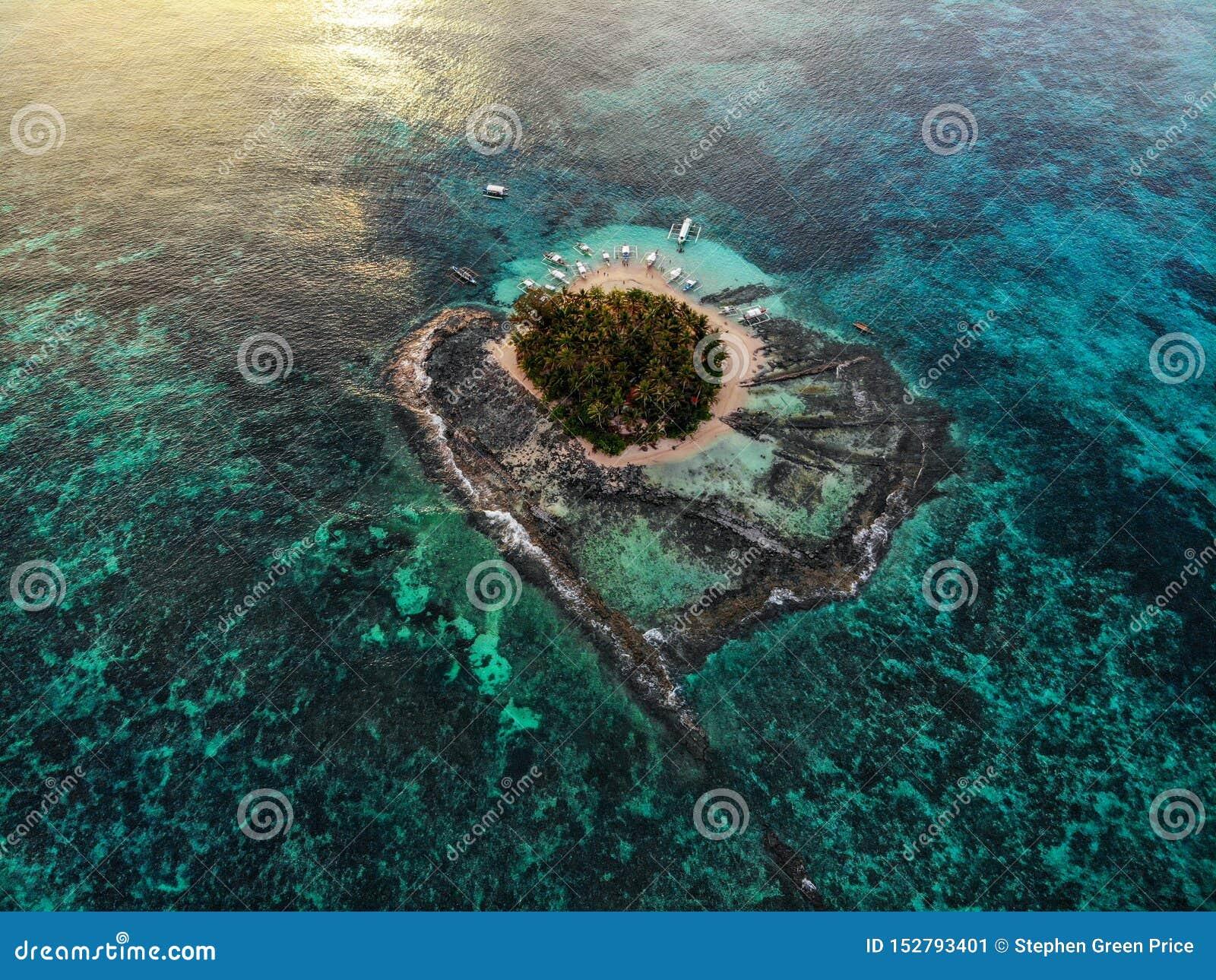 Guyam-Insel über - von den Philippinen