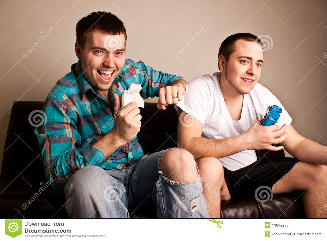 Guys Video Games Fun