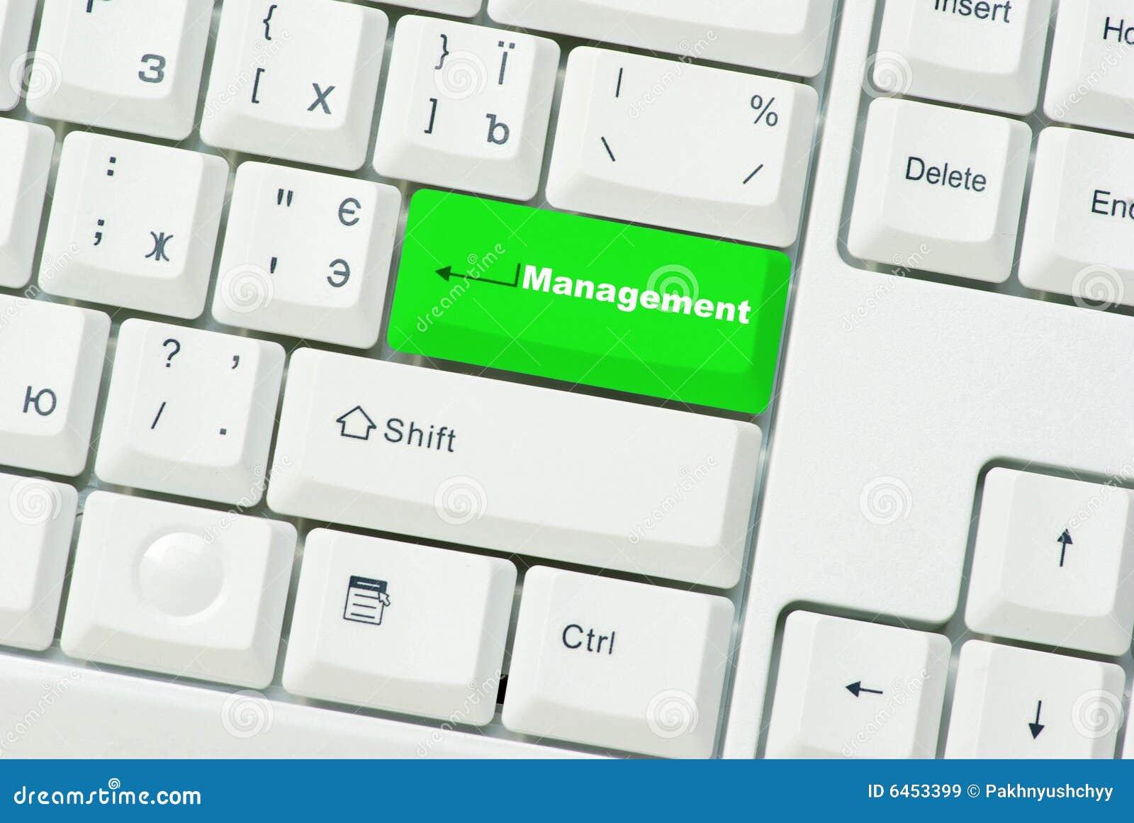 Guzik zarządzania