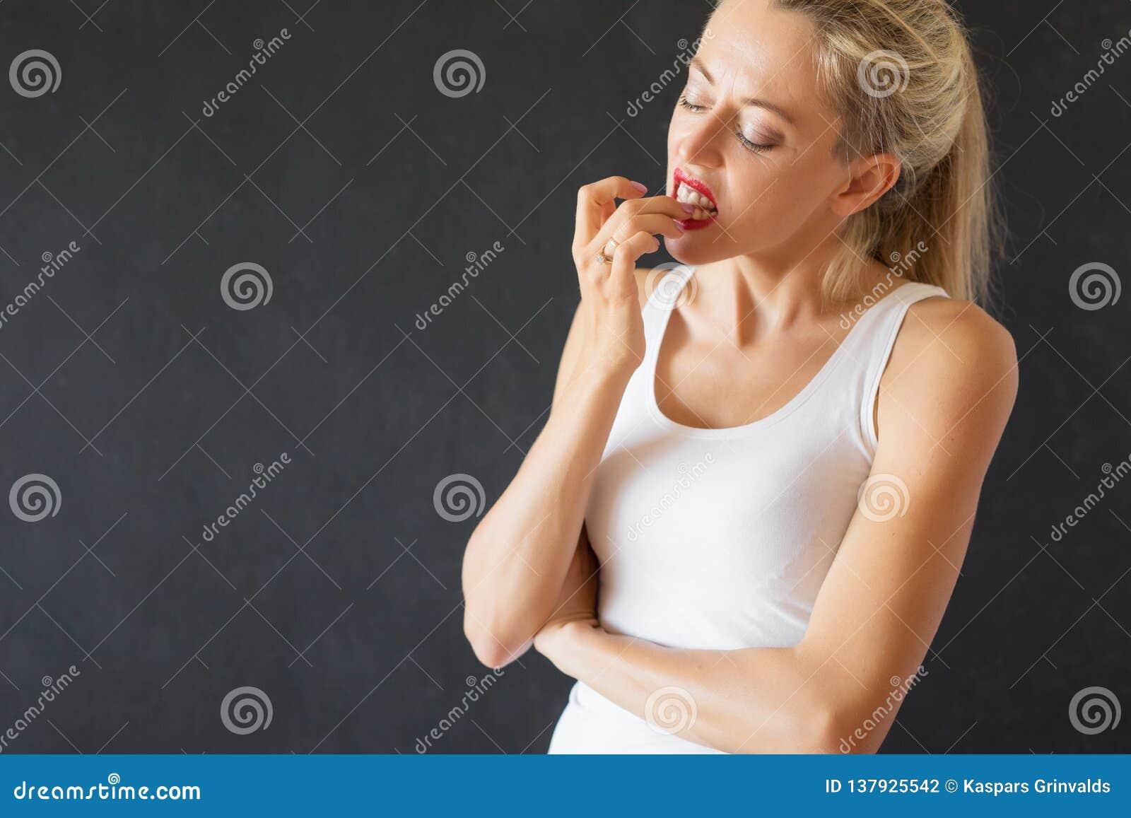 Gwóźdź zjadliwa kobieta