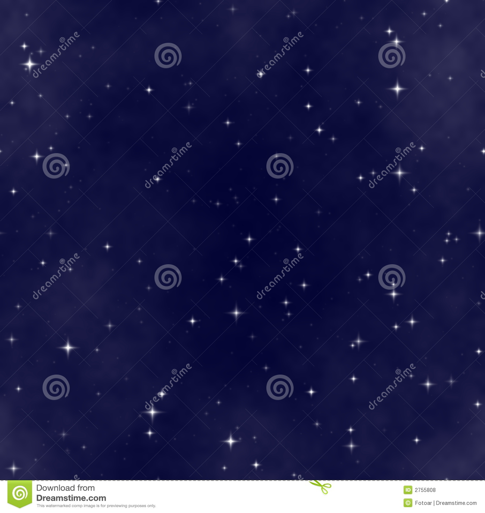 Gwiazda nocne niebo