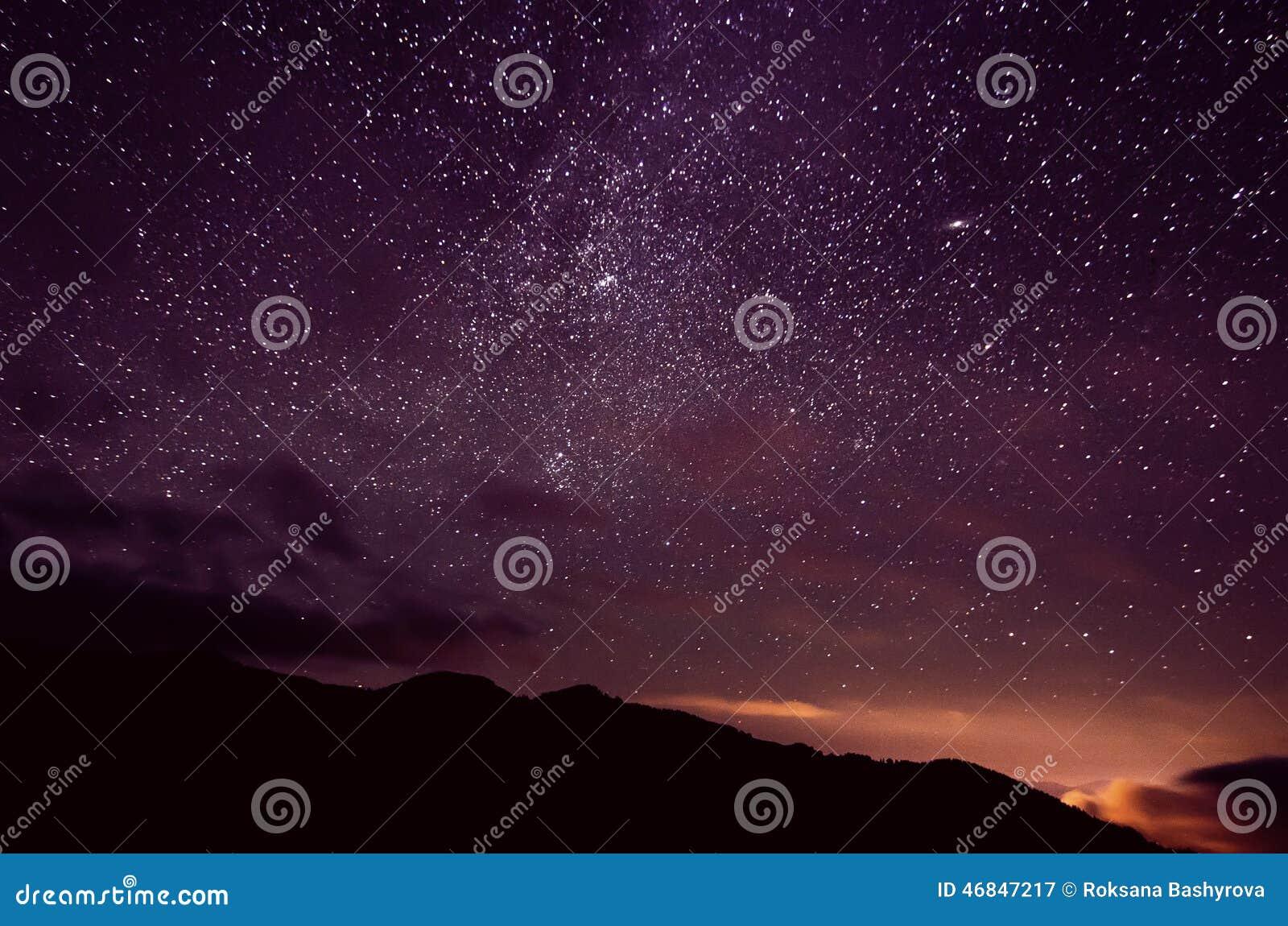 Gwiazdowy niebo