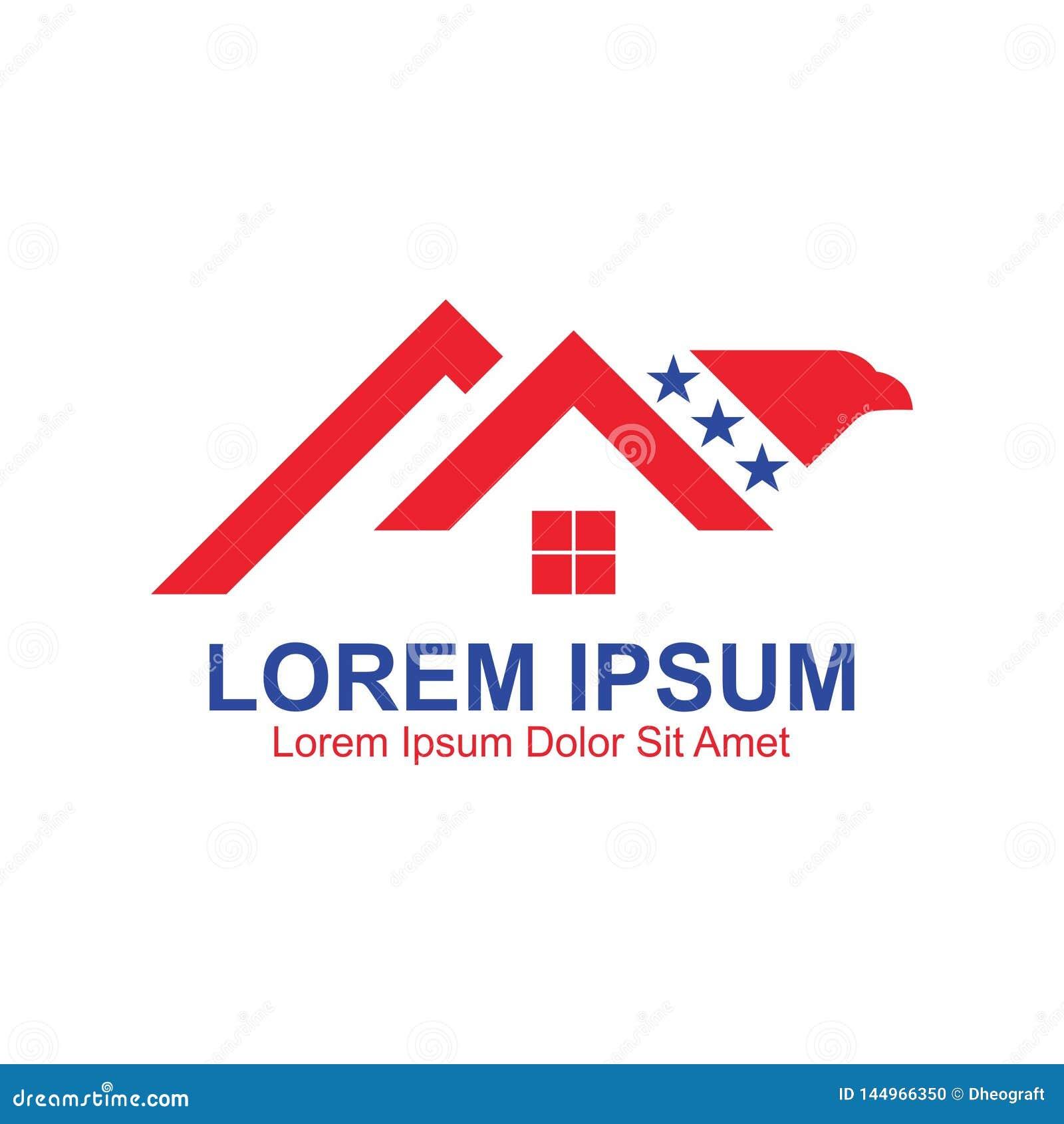Gwiazdy Eagle domu logo