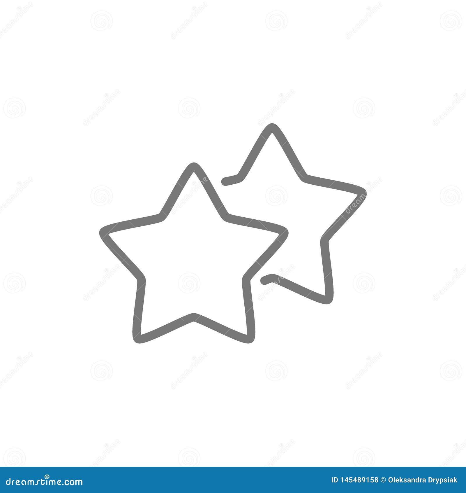 Gwiazdy, faworyt, najlepszy wyb
