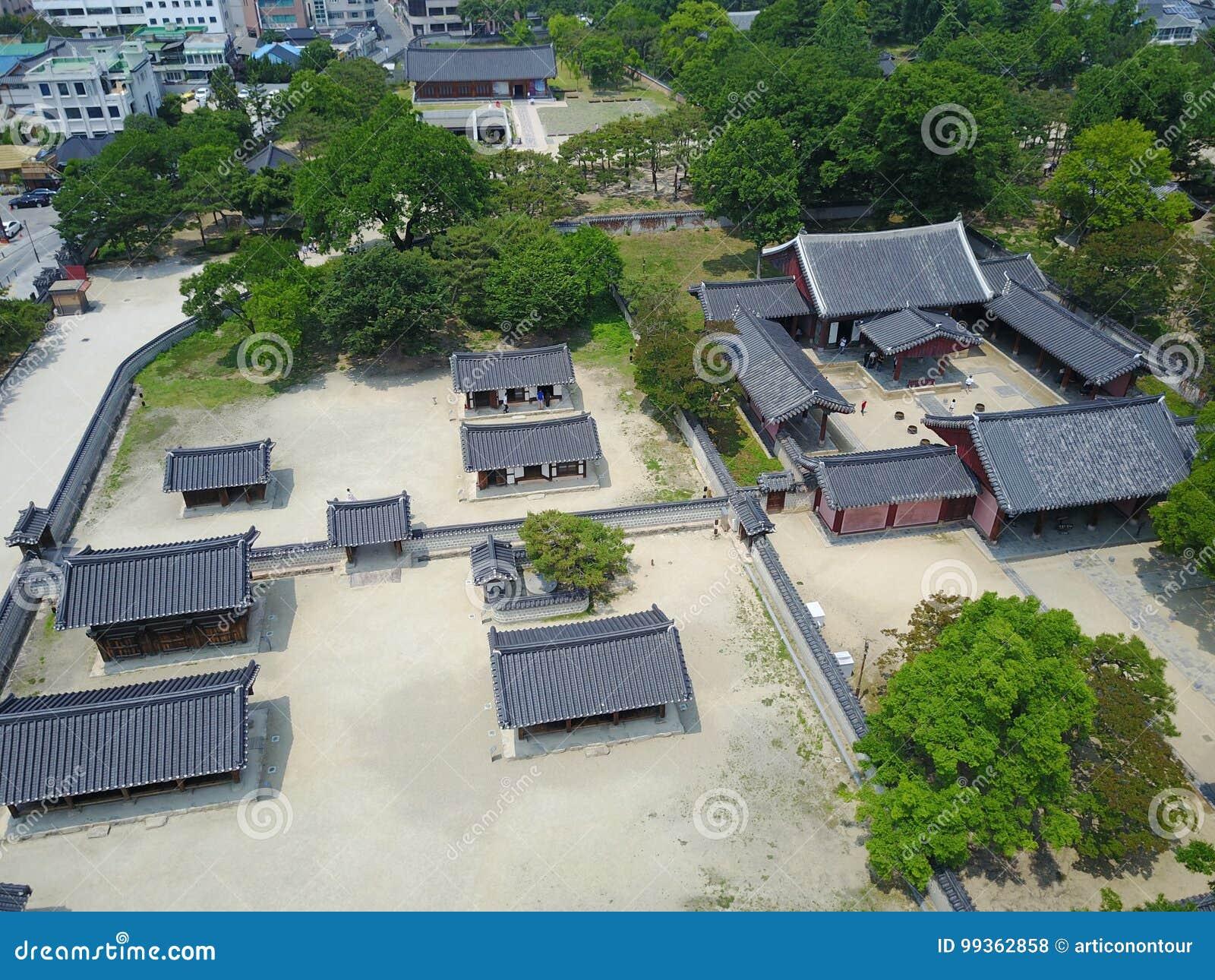 Gyeonggijeon em Jeonju