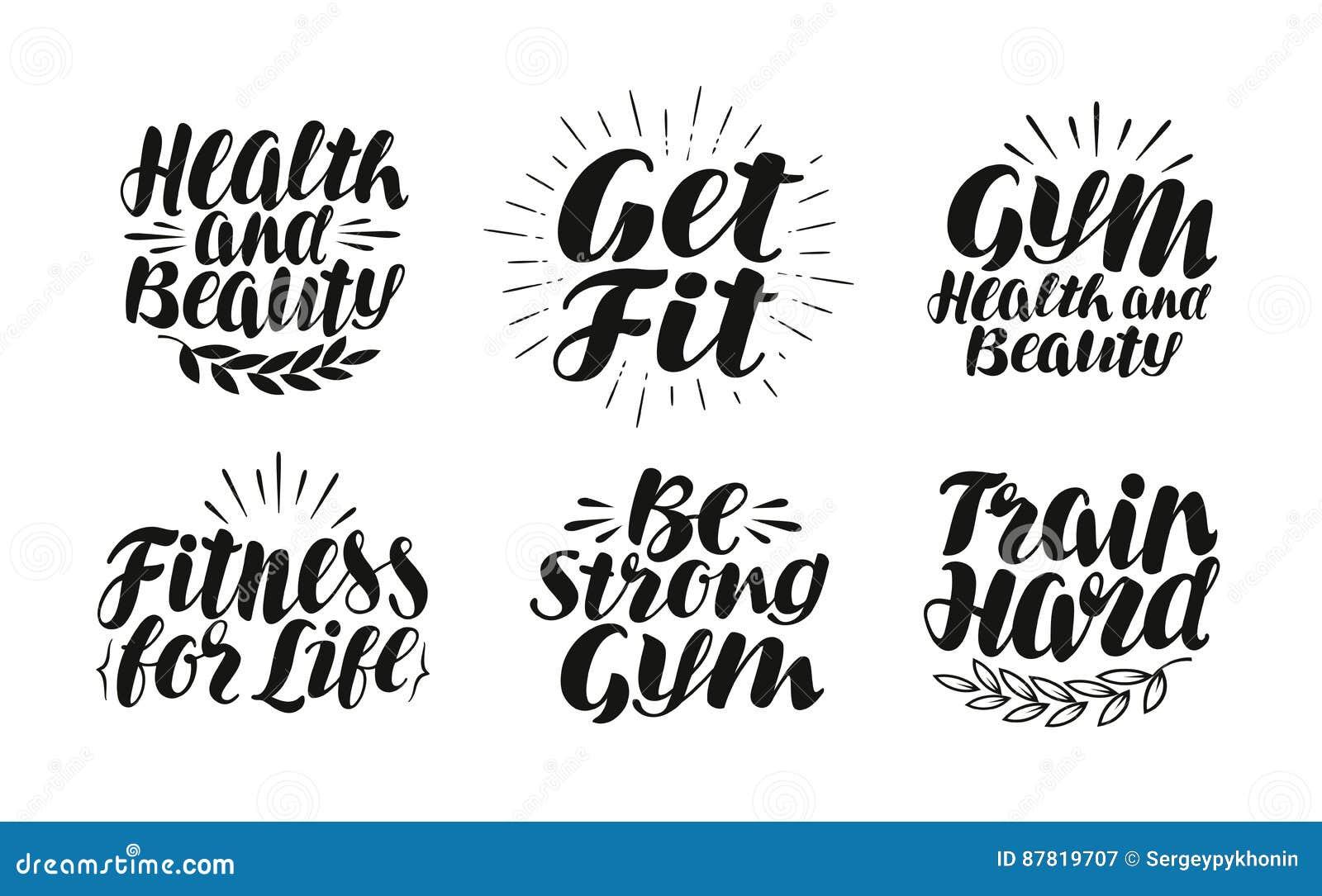 Vector Yoga Illustration Healthy Lifestyle Motivation