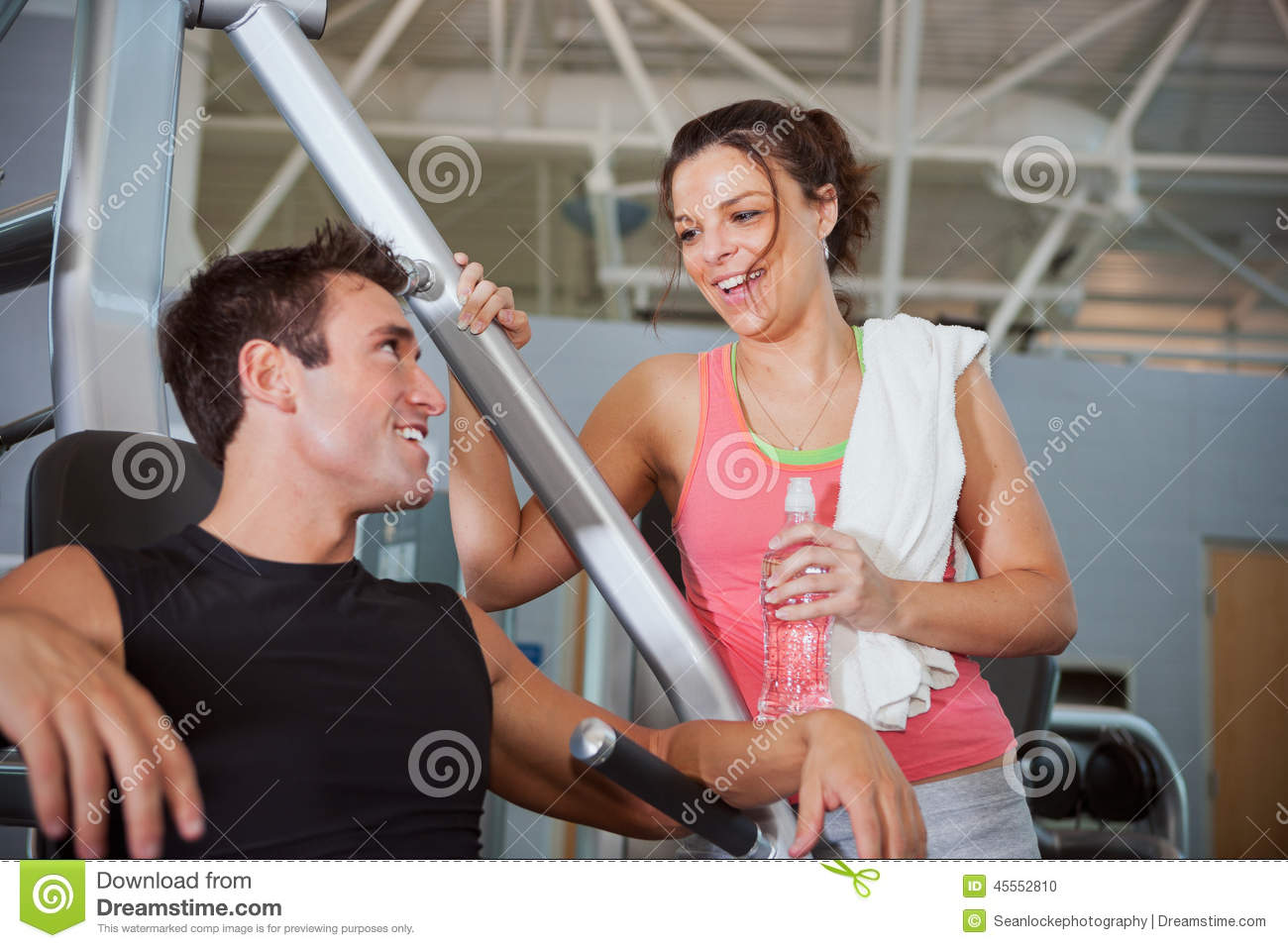 guy flirts with girl A man does not have to be infatuated with you to flirt it's also true that men flirt with girls that they find attractive either consciously or subconsciously.