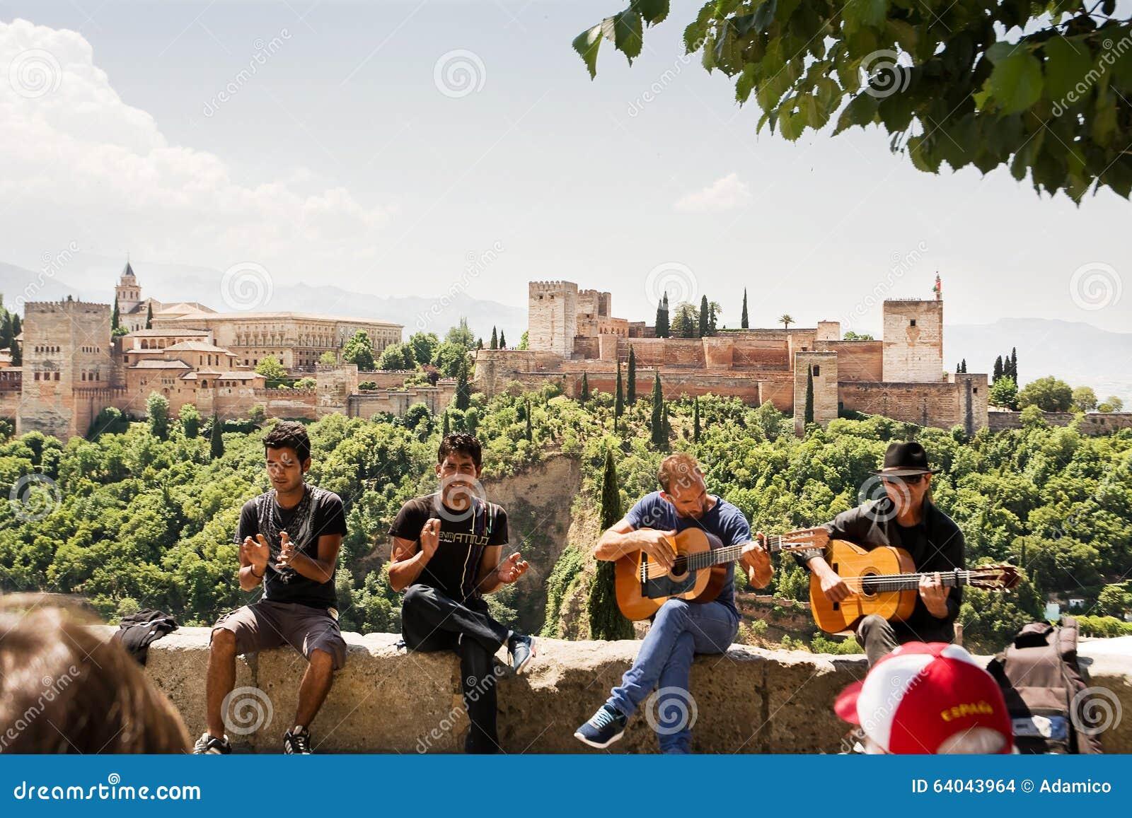 Alhambra Tour May