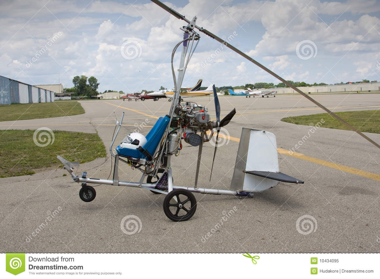 how to make a gyrocopter unturned