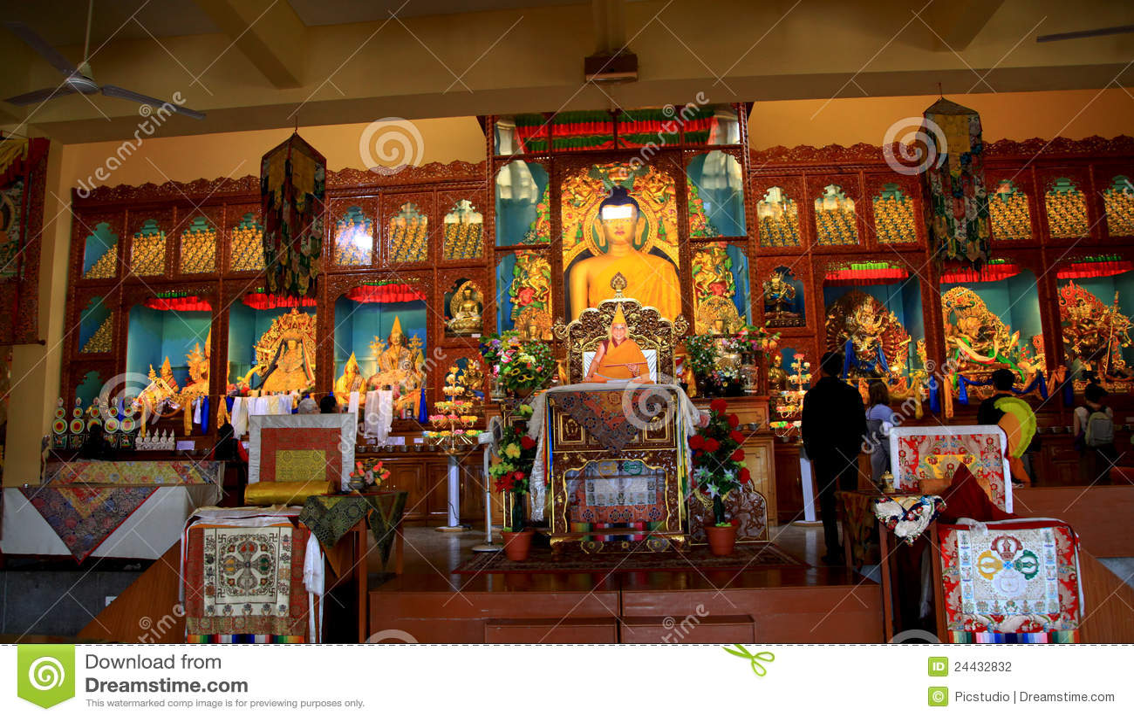 Gyuto tantric monastic university