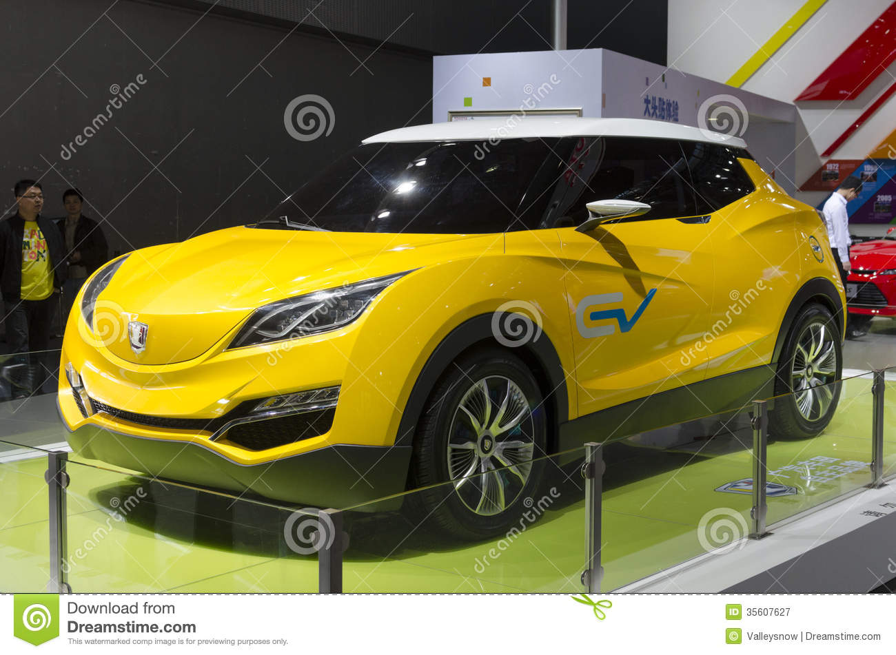 Import Electric Car From China
