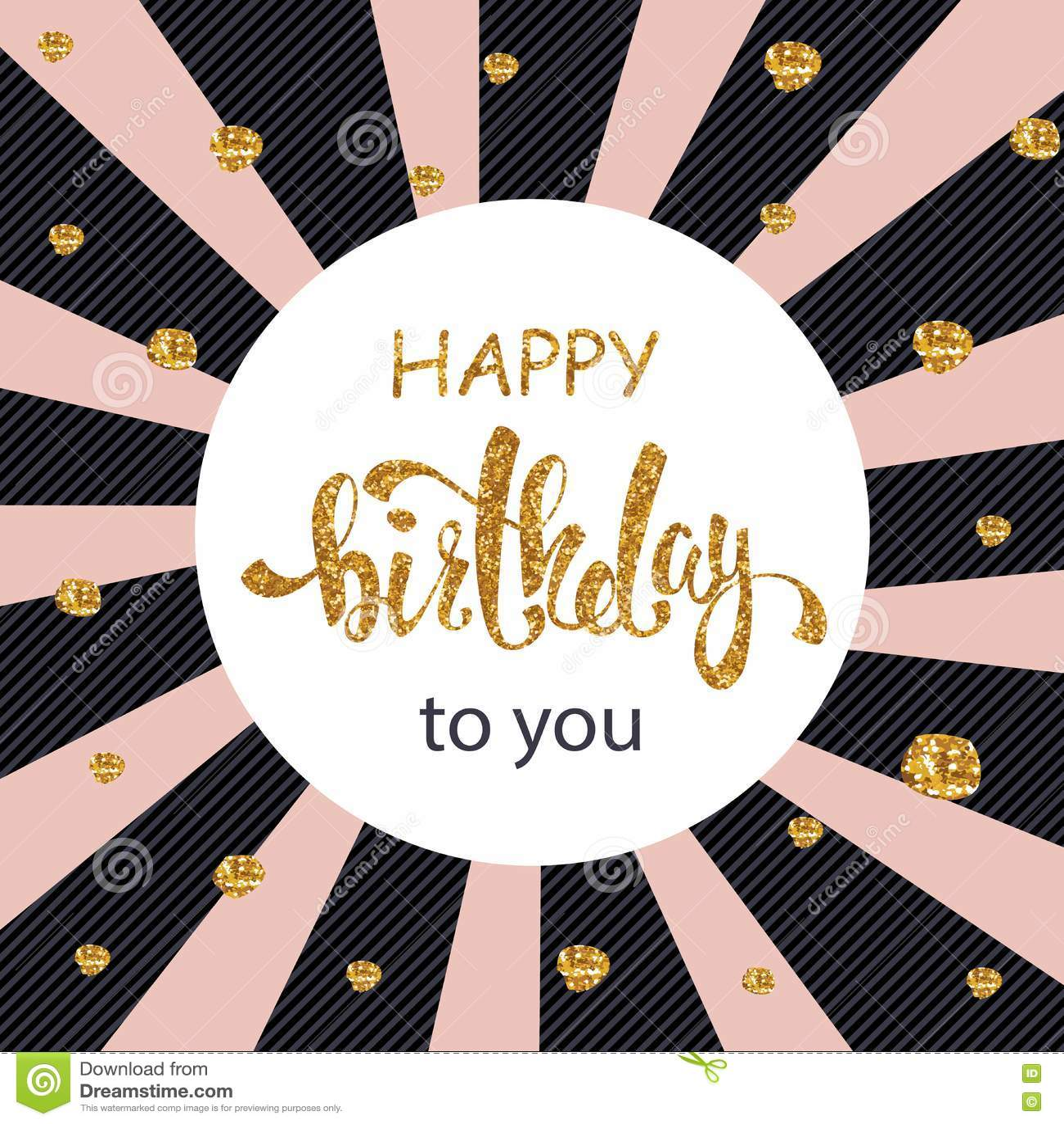 Hälsningkort för lycklig födelsedag, affisch, plakat