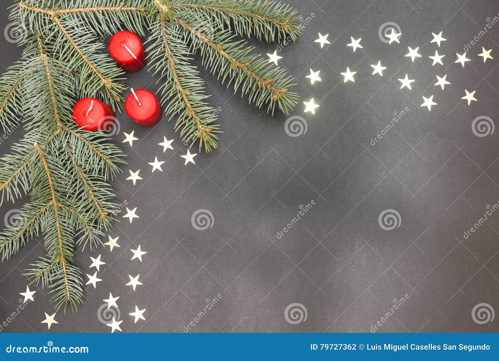Hälsningkort med glad jul för garneringparti och lyckligt nytt år