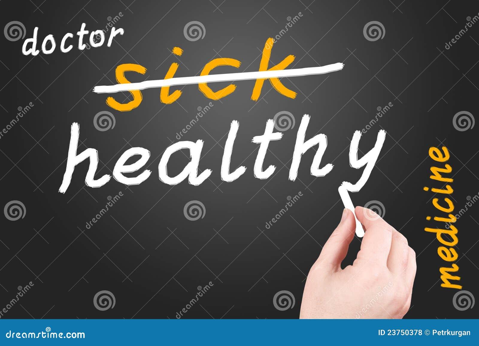 Hälsosjukamedicin