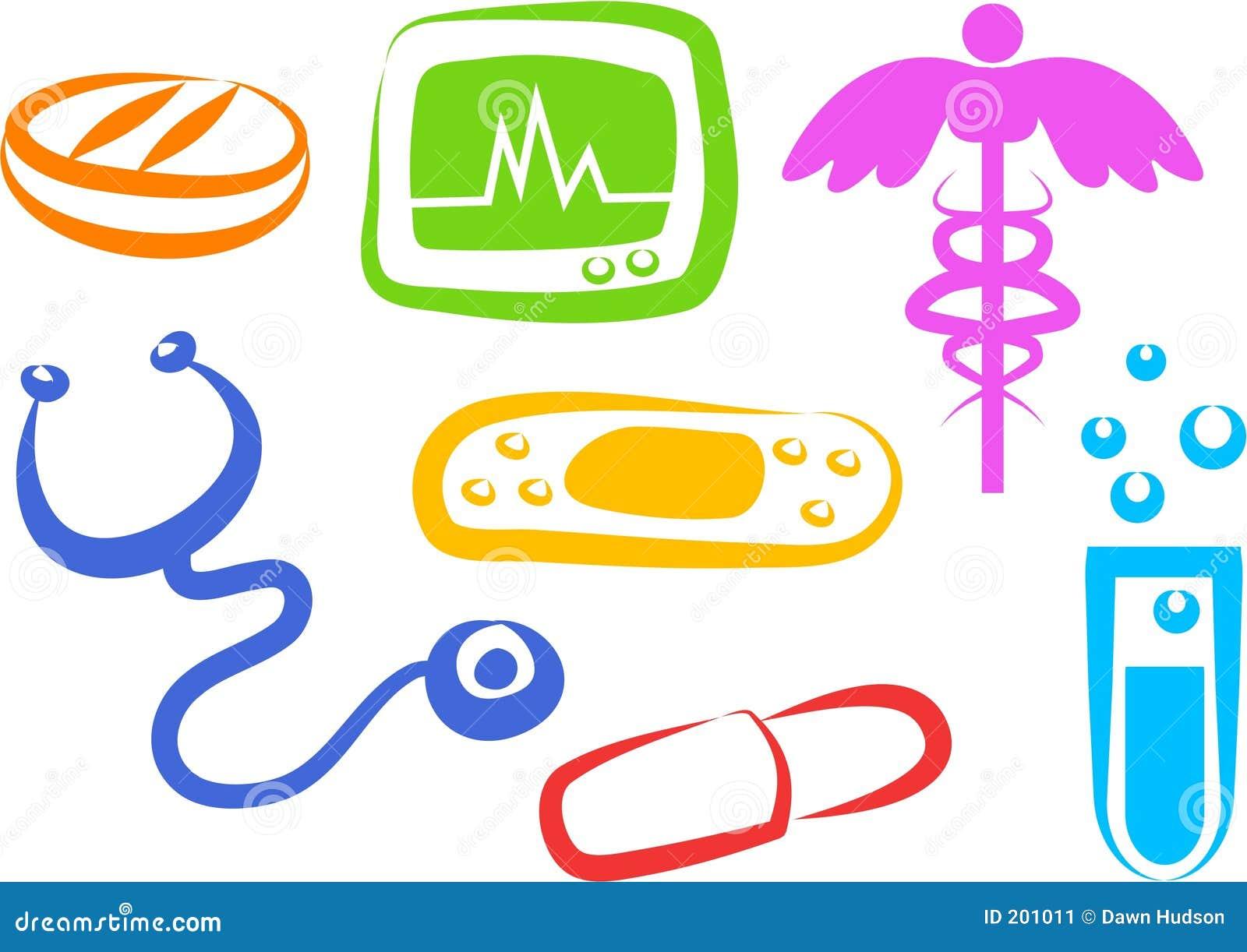 Hälsosymboler