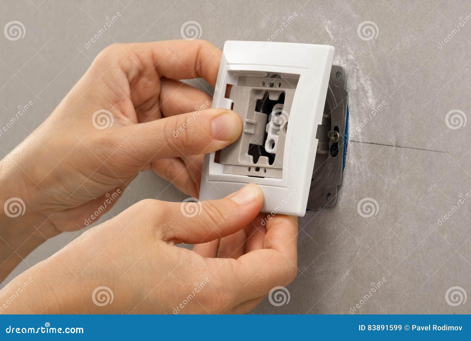 Tolle Wie Installiere Lichtschalter Ideen - Schaltplan Serie Circuit ...