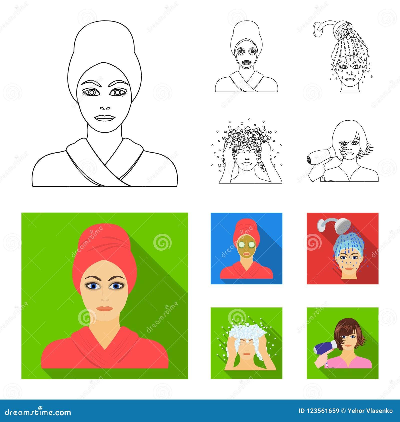 Hände, Hygiene, Cosmetology Und Andere Netzikone Im ...