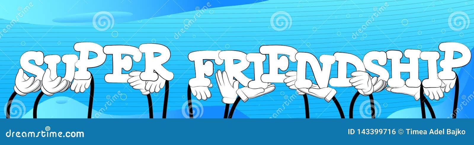 Händer som rymmer det toppna kamratskapet för ord