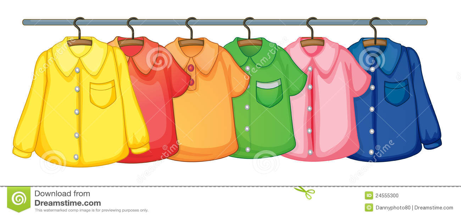 Hänga för kläder