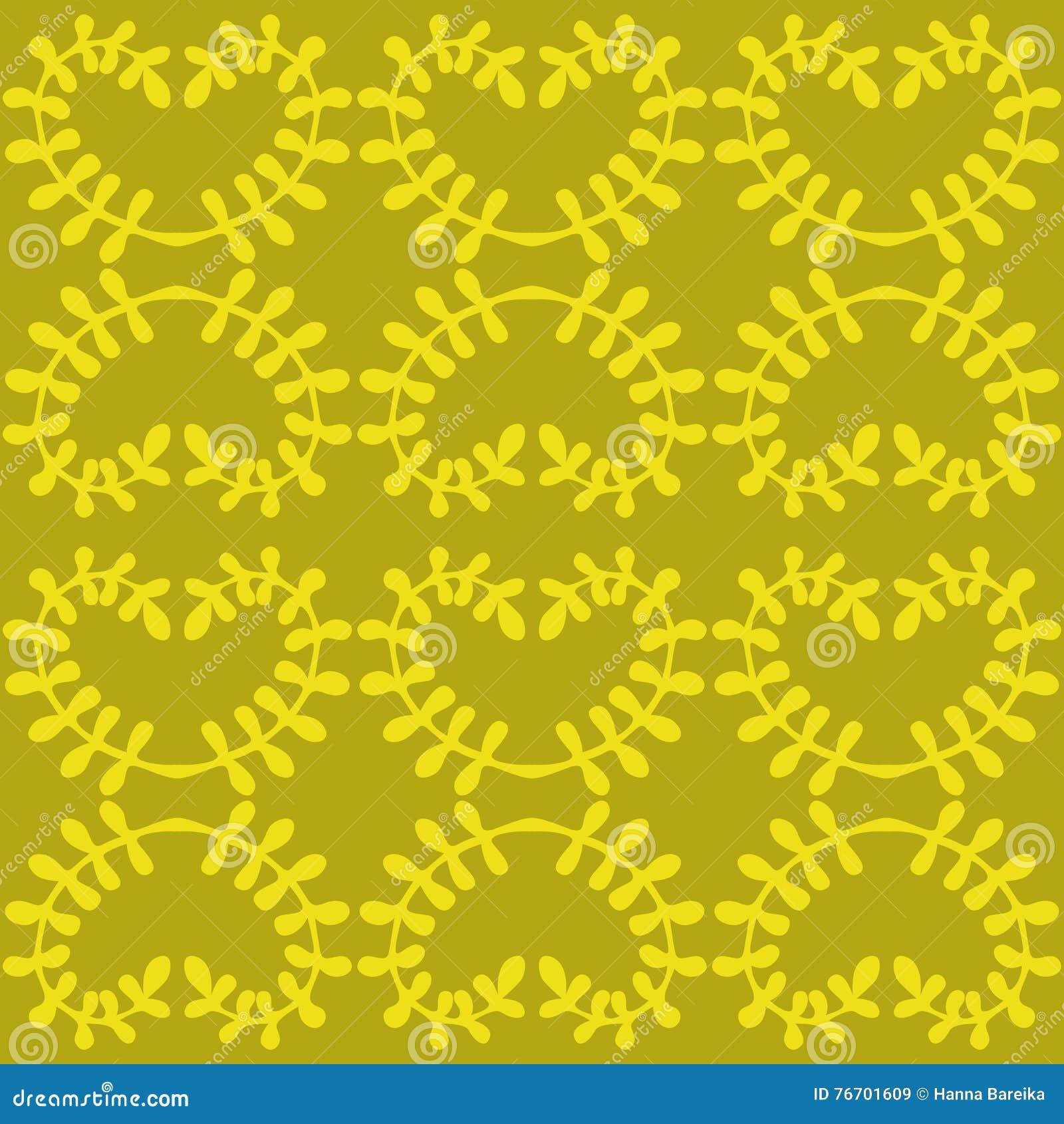 Härlig färgrik blom- prydnad seamless vektor för modell