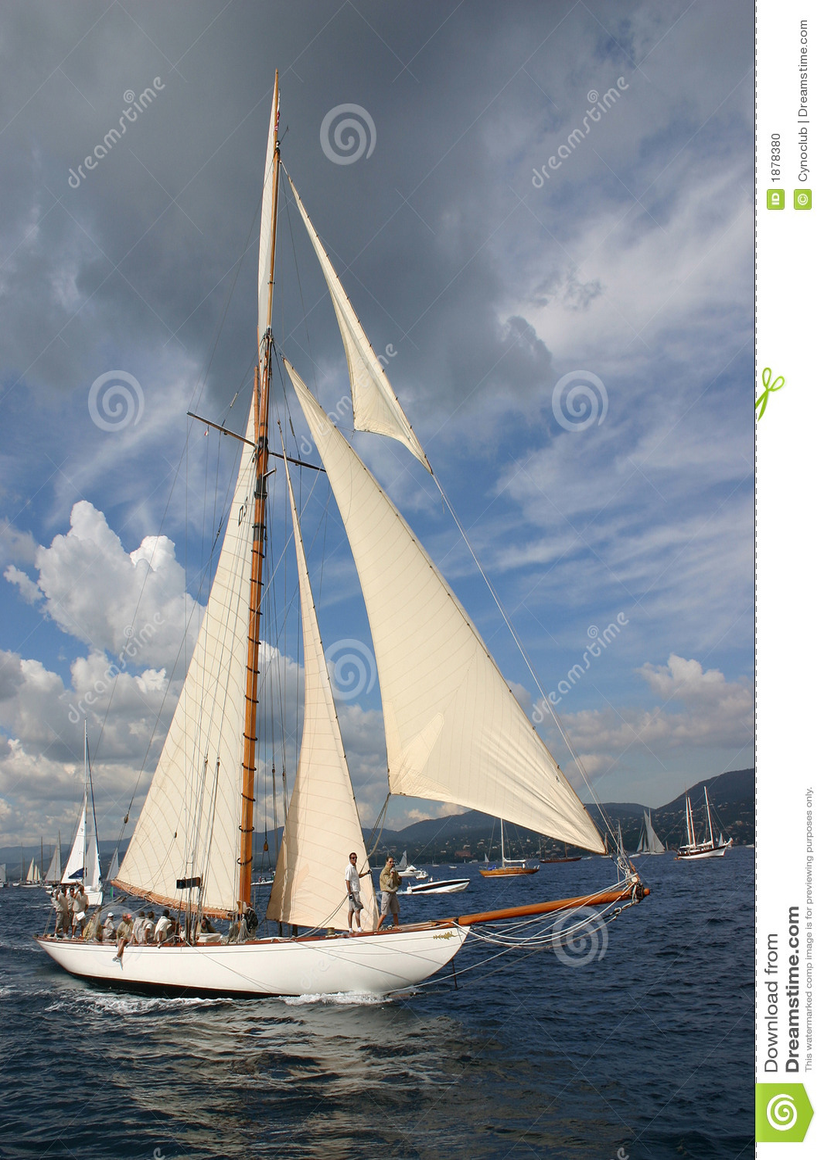 Härlig fartygoklarhet