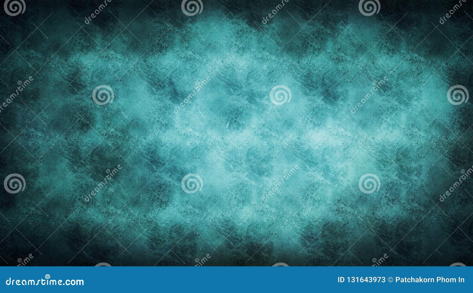 Härlig festlig frostig modell för istextur med vita snöflingor på en blå bakgrund