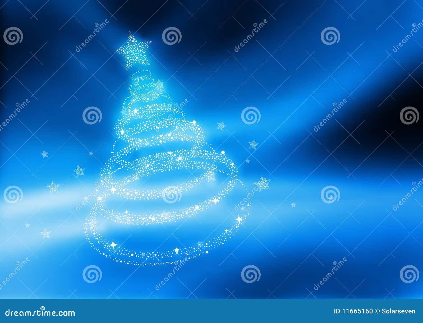 Härlig jultree