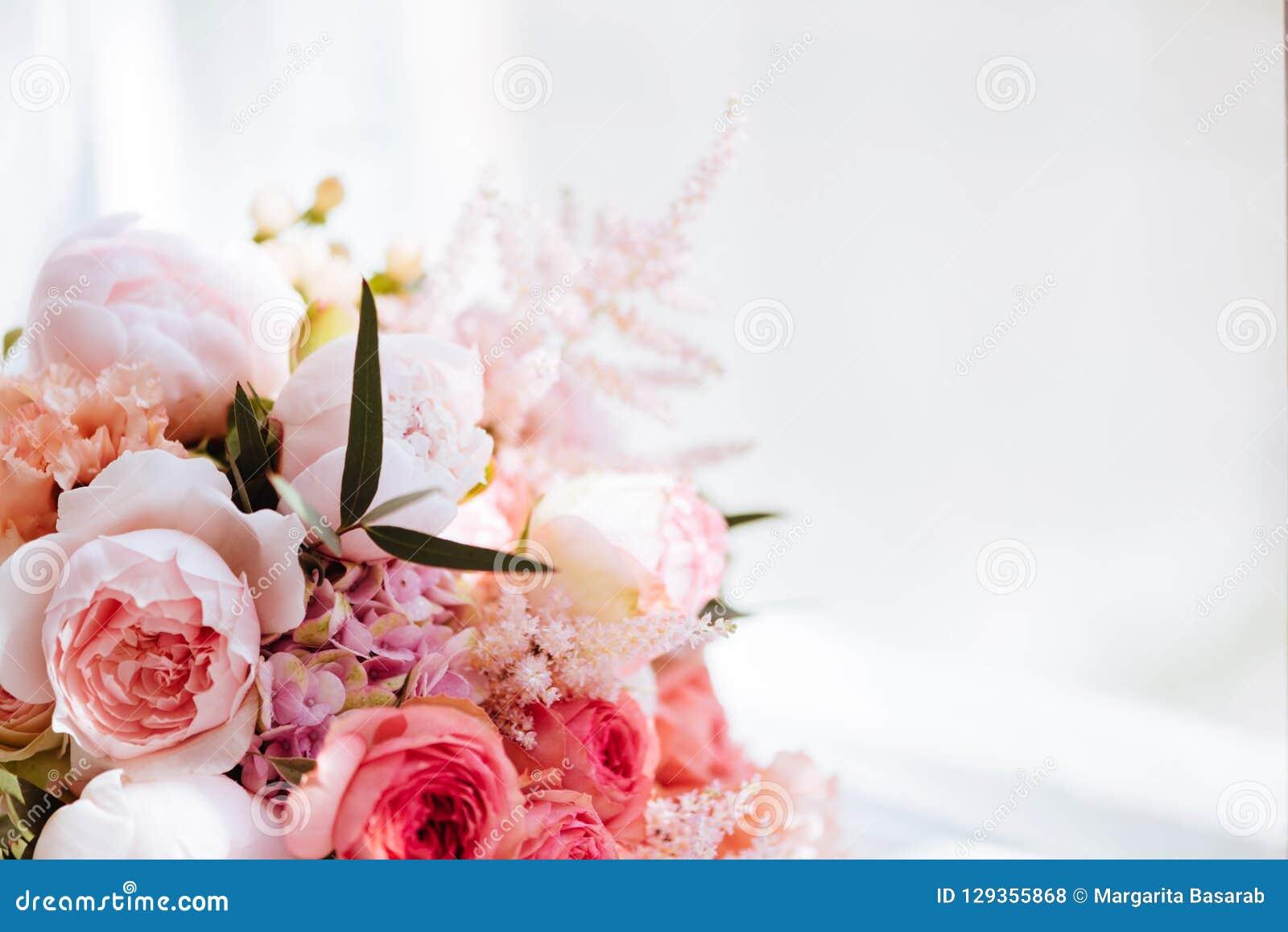 Härliga blomstra blommor