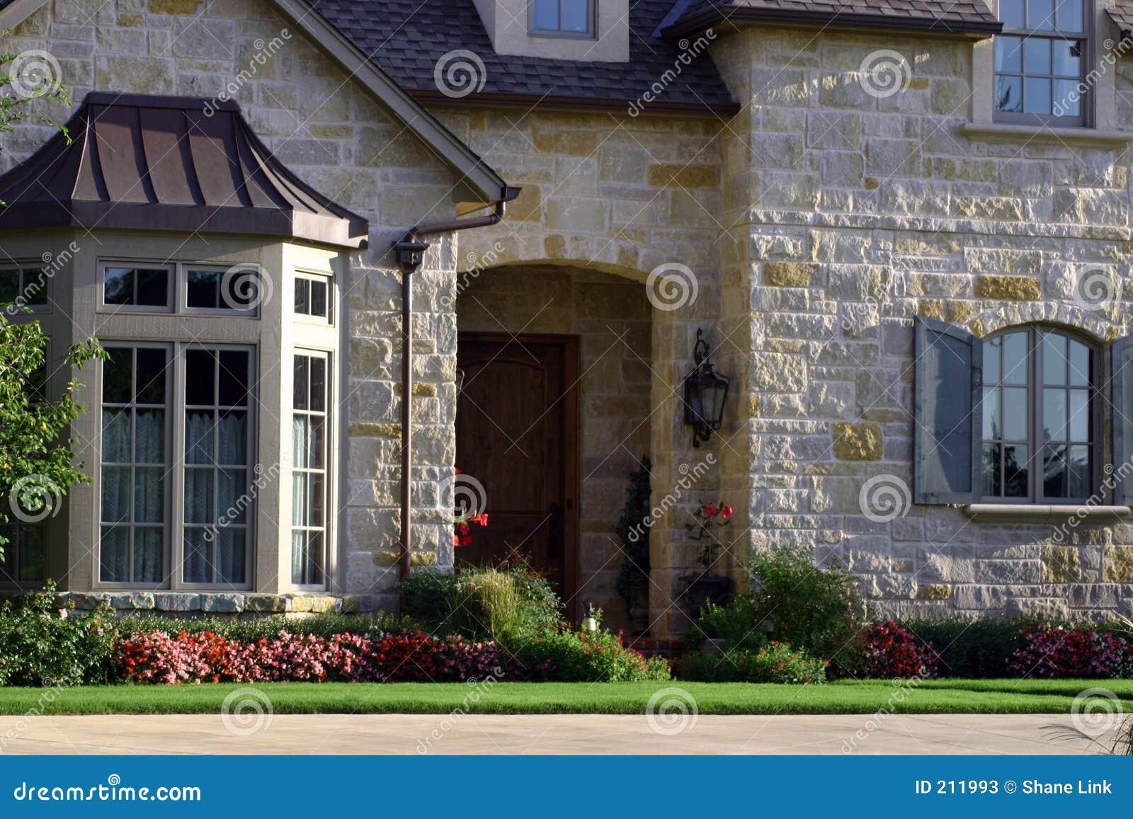 Härligt hus