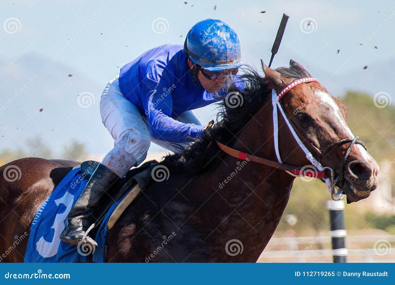 Hästkapplöpningar i Phoenix, Arizona