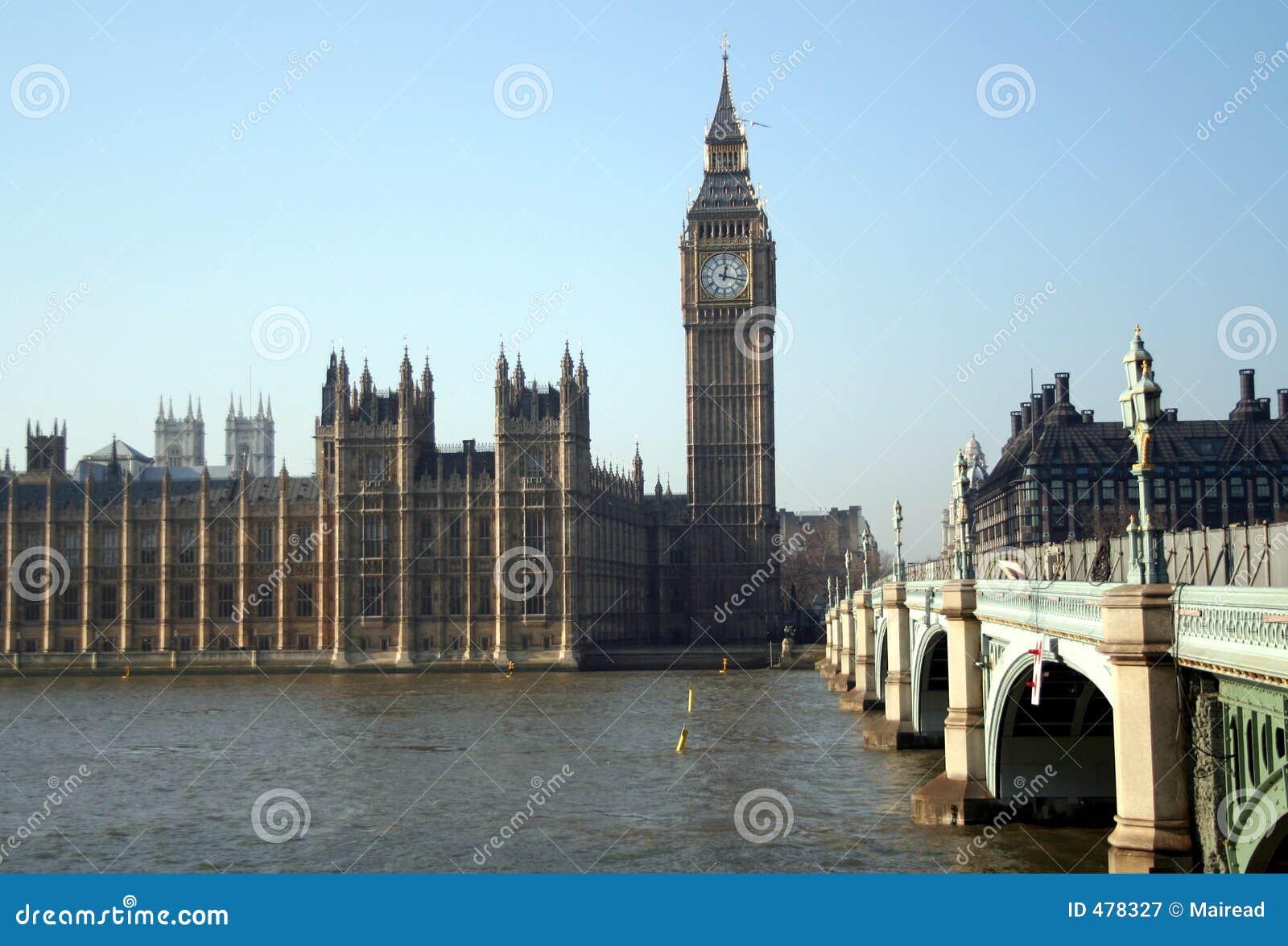 Häuser des Parlaments