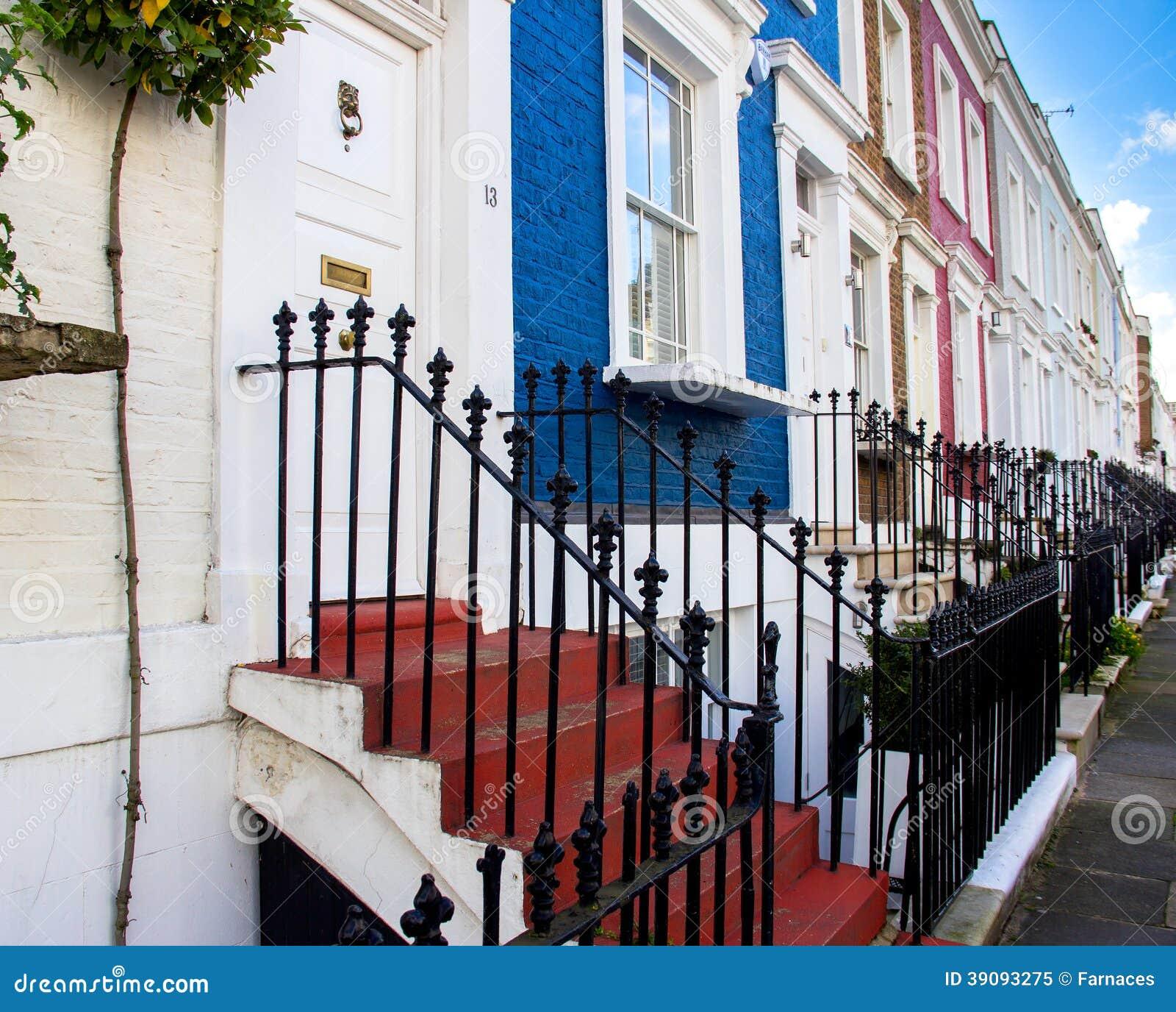 h user in london stockfoto bild 39093275. Black Bedroom Furniture Sets. Home Design Ideas