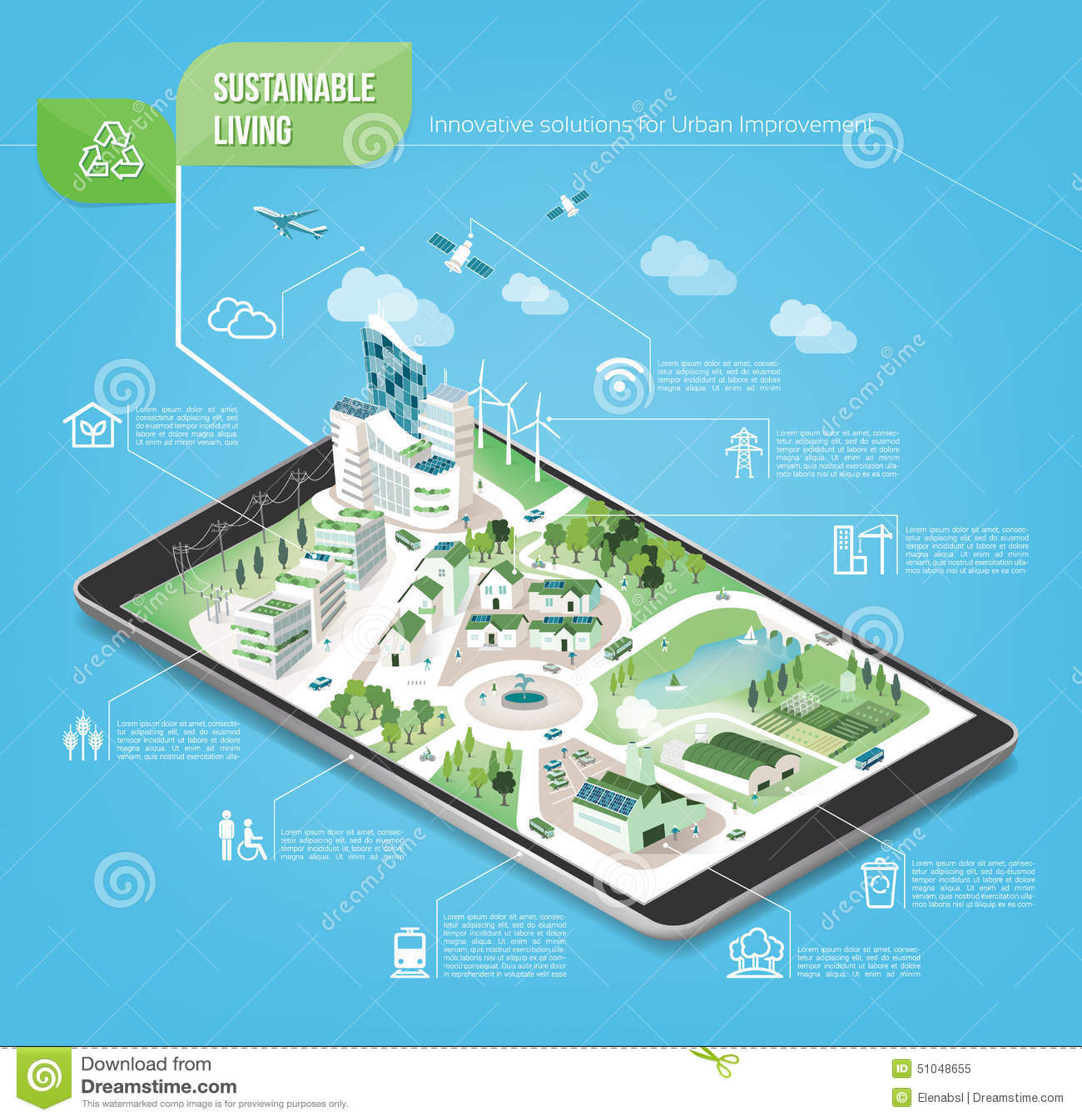 Hållbar stad