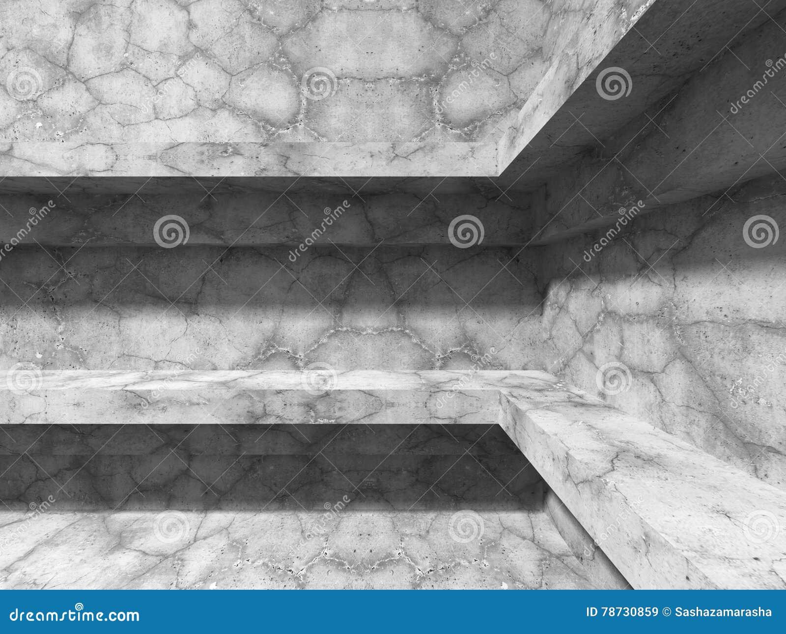 Hårdna arkitektur Abstrakt industriell konstruktionsbackgrou